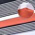 条子 横条 圆机 针织 纬编 T恤 针织衫 连衣裙 棉感 弹力 定位 罗纹60312-60