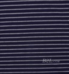 条子 横条 圆机 针织 纬编 T恤 针织衫 连衣裙 棉感弹力 80404-1