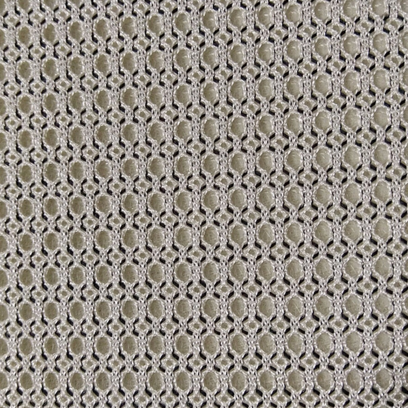 有光条纹3d网眼布
