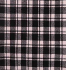 斜纹 tr格子 梭织 色织 无弹 衬衫 外套 连衣裙 柔软 细腻 棉感 男装 女装 春秋 期货 70410-80