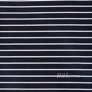 条子 横条 圆机 针织 纬编 T恤 针织衫 连衣裙 棉感 弹力 罗纹 期货 60312-48