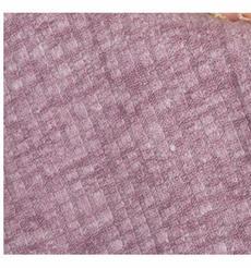 220g雪花棉针织坑条涤棉面料 弹力舒适透气连衣裙毛衫布料 tc布