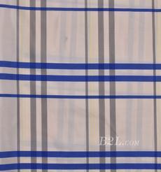 格子 棉感 色织 平纹 外套 衬衫 上衣 薄 70622-158