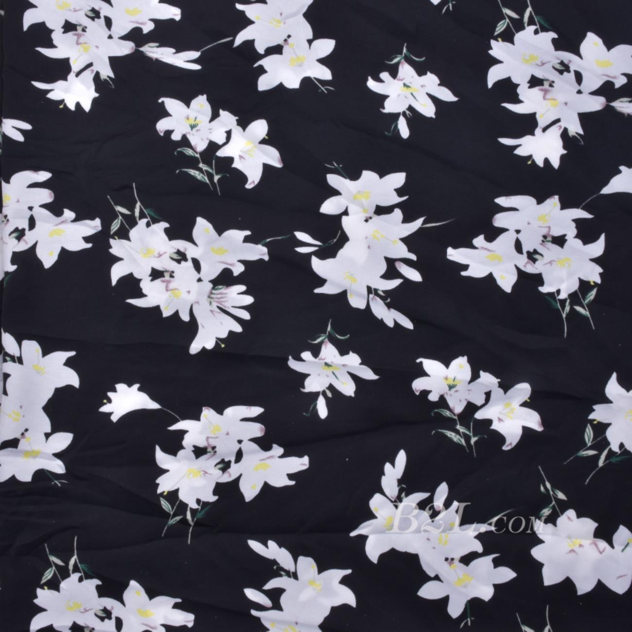 梭織染色印花面料-春夏連衣裙T恤面料S588