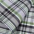 格子 棉感 色织 平纹 外套 衬衫 上衣 薄 70622-90
