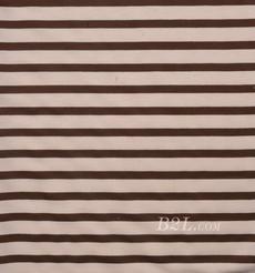 现货 针织 色织 条纹 罗纹 高弹 春秋 女装 连衣裙  80110-17