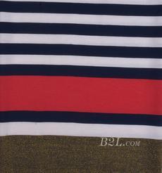 条纹 针织 横条 高弹 定位 棉感 春秋 T恤 针织衫 连衣裙 80905-23