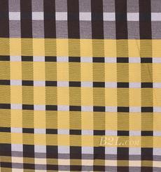 格子 棉感 色织 平纹 外套 衬衫 上衣 薄 70622-109