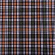 现货格子梭织色织低弹休闲时尚风格 衬衫 连衣裙 短裙 棉感  60929-15