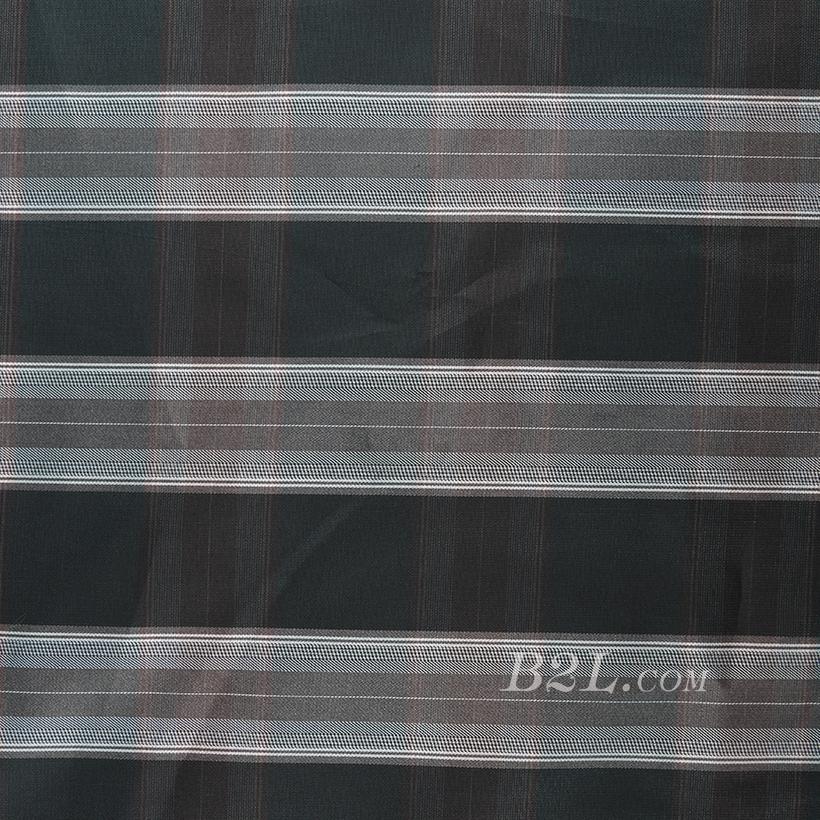 格子 全涤 梭织 色织 无弹 衬衫 外套里布 大衣里布 短裤 薄 60324-20