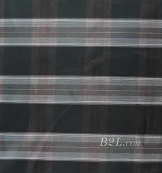 格子 全涤 梭织 色织 无弹 衬衫 外套里布 大衣里布 短裤 薄 期货 60324-20