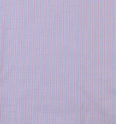 现货条子梭织色织 低弹休闲时尚风格 衬衫 连衣裙 短裙 棉感 60929-46