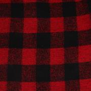 格子 呢料 柔软 羊毛 大衣 外套 女装 70410-26