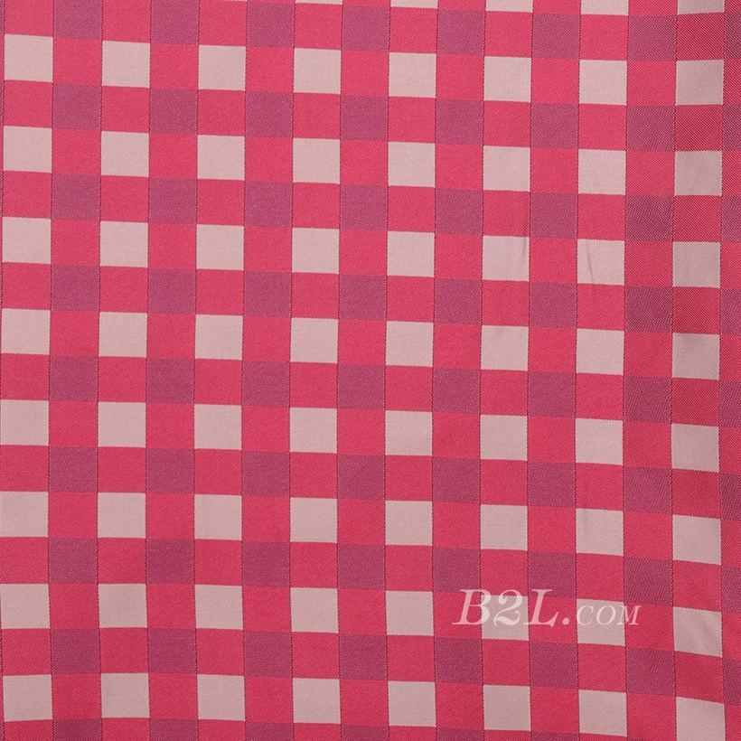 格子 棉感 色织 平纹 外套 衬衫 上衣 薄 70622-178