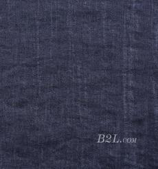 素色 暗条纹 薄 柔软 低弹 染色 短裙 衬衫 女装 春秋 71206-25