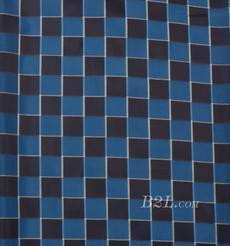 格子 棉感 色织 平纹 外套 衬衫 上衣 70622-150
