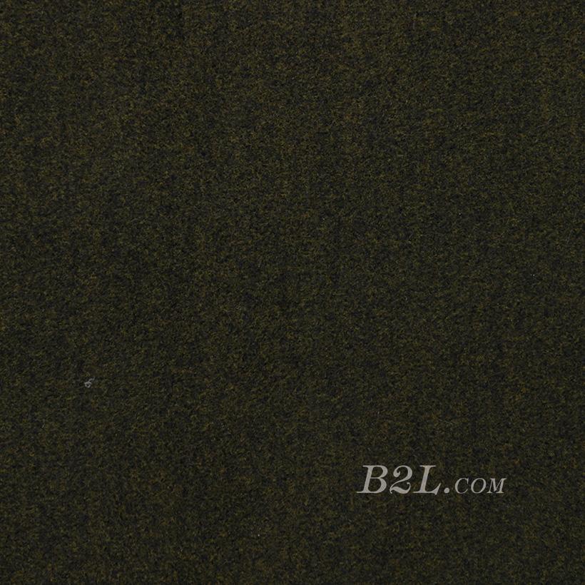 中国绒顺毛 素色 梭织 染色 双面 无弹 大衣 外套 套装 厚 细腻 柔软 女装 男装 冬 70916-2