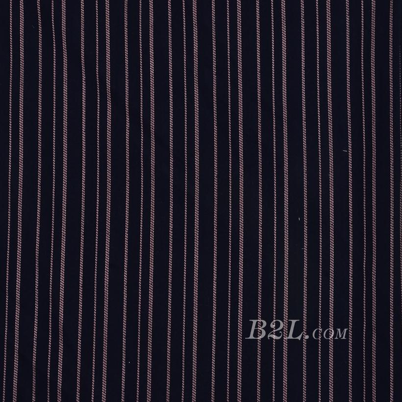 条纹 提花 平纹 无弹 外套 连衣裙 大衣 60701-2
