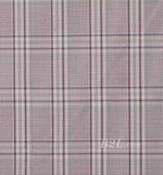 格子 梭织 色织 斜纹 无弹 春秋 女装 时装 连衣裙 90826-21