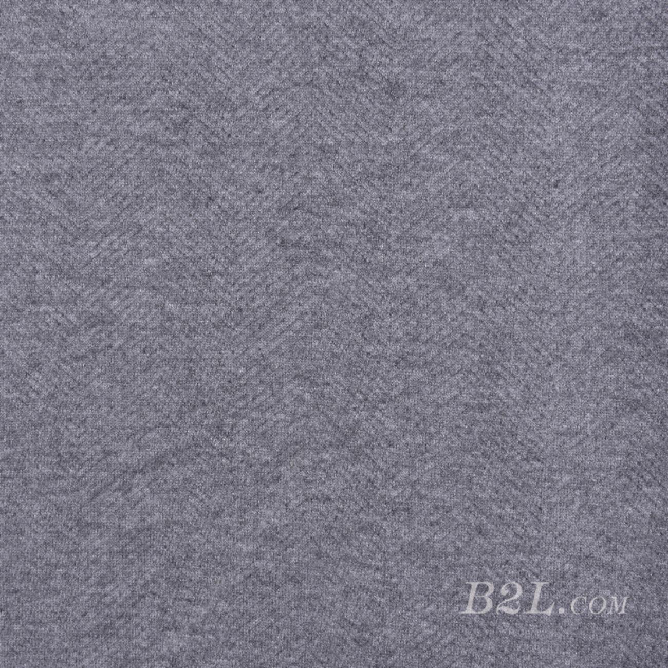 针织染色人字纹羊绒毛纺面料-春秋冬外套裤装大衣面料Z762