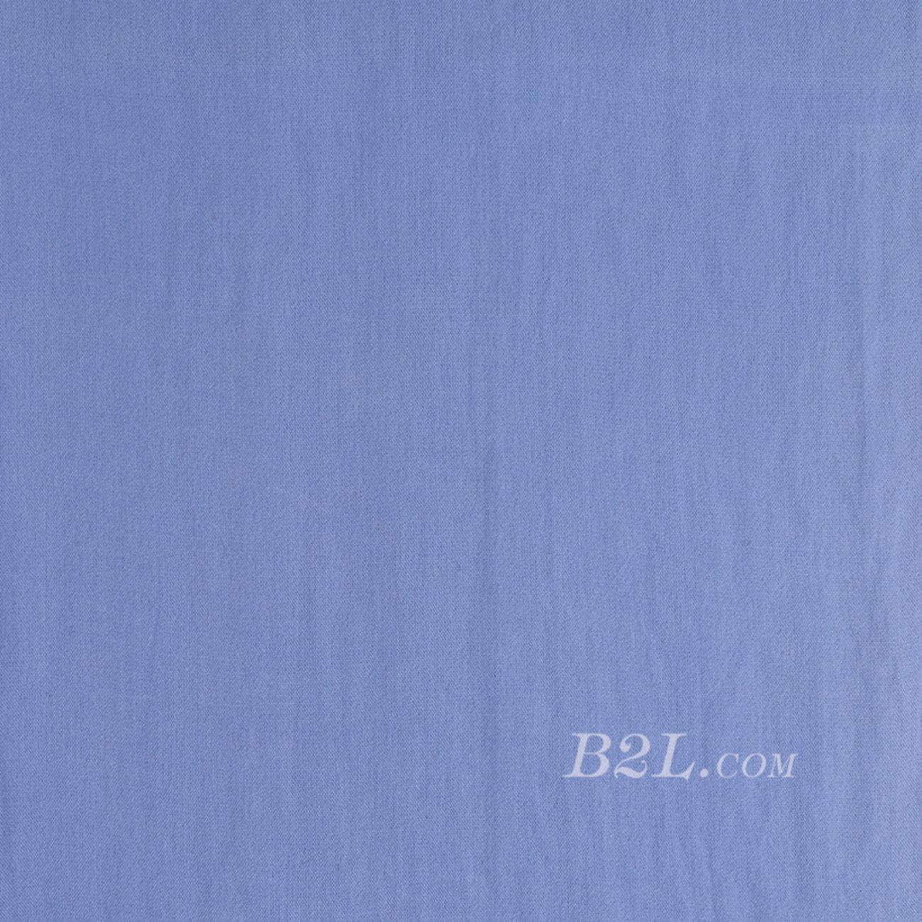 平纹梭织素色染色连衣裙 短裙 衬衫 无弹 春 秋 柔软 薄 麻感 70703-12