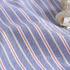 条子梭织色织无弹衬衫连衣裙半身裙细腻棉感男装女装60419-33