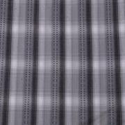 现货格子梭织色织 无弹休闲时尚风格衬衫连衣裙 短裙 棉感 薄 全棉色织布 春夏秋60929-68