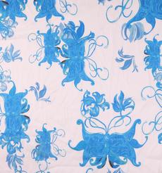 花朵 期货 梭织 印花 连衣裙 衬衫 短裙 薄 女装 春夏 60621-106