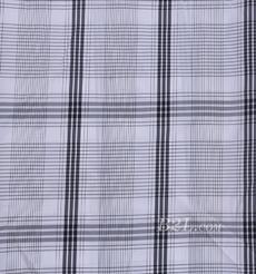 格子 棉感 色织 平纹 外套 衬衫 上衣 薄 70622-199