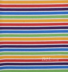 条纹 针织 横条 高弹 定位 棉感 春秋 T恤 针织衫 连衣裙 80905-29