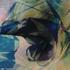 花朵 期货 抽象 梭织 印花 连衣裙 衬衫 短裙 薄 女装 春秋 60621-151
