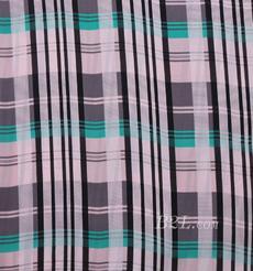格子 棉感 色织 平纹 外套 衬衫 上衣 薄 70622-173