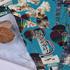 建筑 期货 卡通 梭织 印花 连衣裙 衬衫 短裙 薄 女装 春夏秋 60621-181