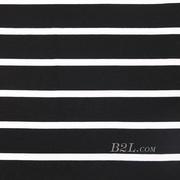 条子 横条 圆机 针织 纬编 T恤 针织衫 连衣裙 棉感 弹力 期货 60312-151