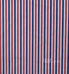 条纹 梭织 染色 数码 薄 春夏 连衣裙 女装 衬衫 T恤 91009-5
