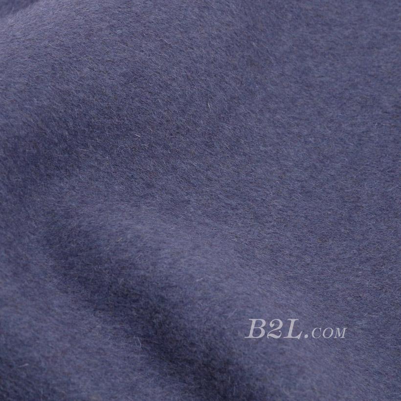 素色 梭织 毛呢 柔软 绒感 羊毛 大衣 低弹 外套 秋冬 女装 80311-13