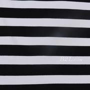 条子 横条 圆机 针织 纬编 T恤 针织衫 连衣裙 棉感 弹力 罗纹 期货 60312-39