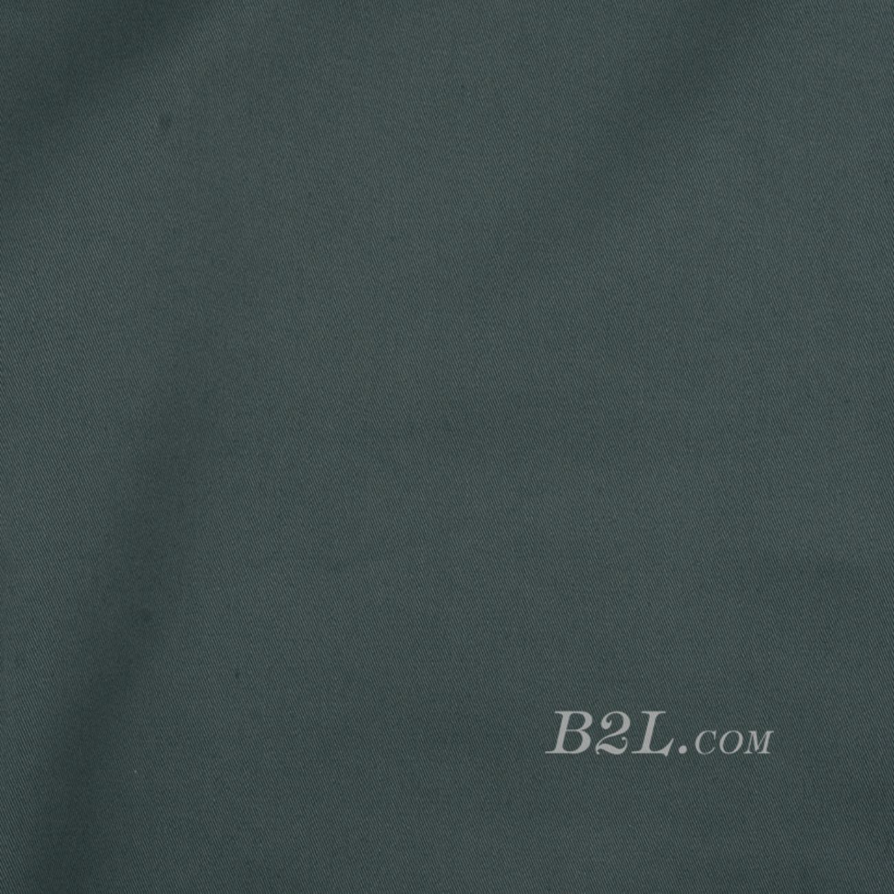 期货 素色斜纹 无弹柔软外套风衣短裙棉感 春秋风衣 61219-52