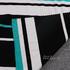 条子 横条 圆机 针织 纬编 T恤 针织衫 连衣裙 棉感 弹力 期货 60312-91