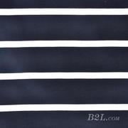 条子 横条 圆机 针织 纬编 T恤 针织衫 连衣裙 棉感 弹力 罗纹 期货 60312-19
