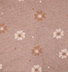 花朵 呢料 柔軟 羊毛 大衣 外套 女裝 70315-19