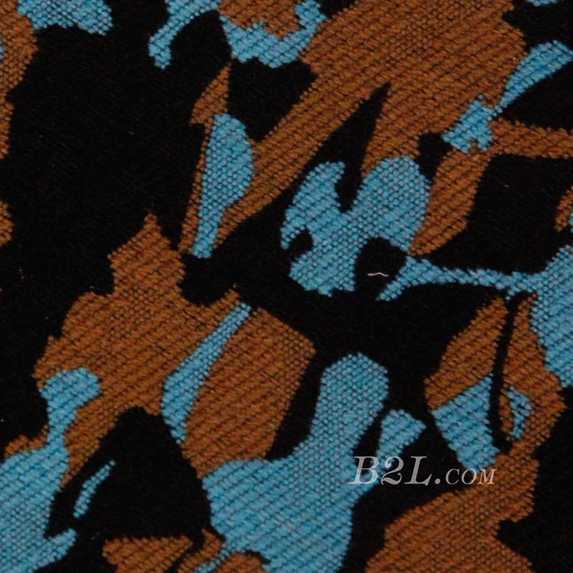 梭织 提花 色织 迷彩 无弹 连衣裙 外套 春秋 71201-21