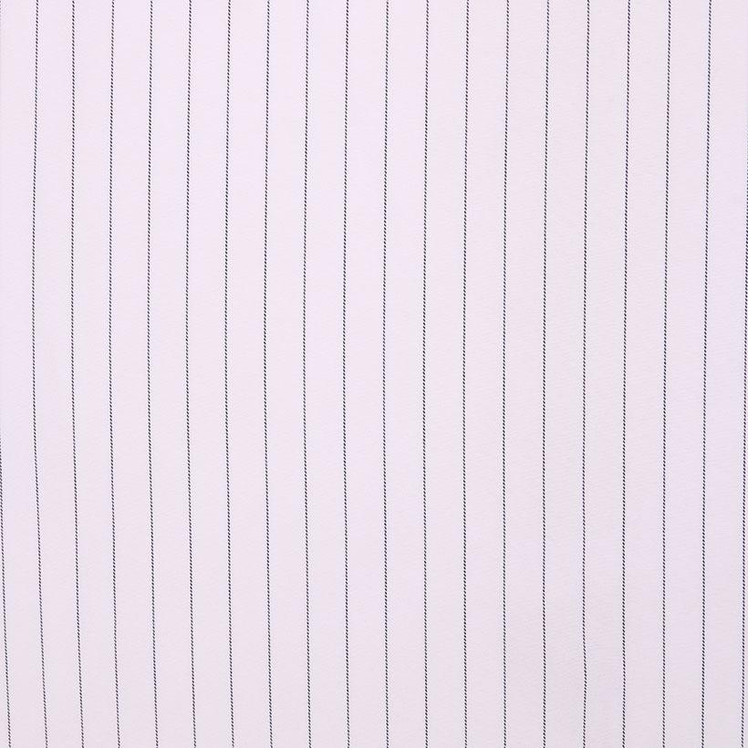 斜纹 条子 梭织 色织 低弹 连衣裙 衬衫 裤子 细腻 男装 女装 春秋 70811-6