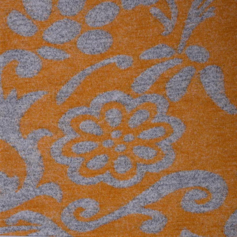 花朵 呢料 柔软 羊毛 大衣 外套 女装 60803-47