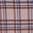 毛纺 梭织 羊毛 格子 绒感  双面尼 厚 大衣 秋冬 女装 80322-12