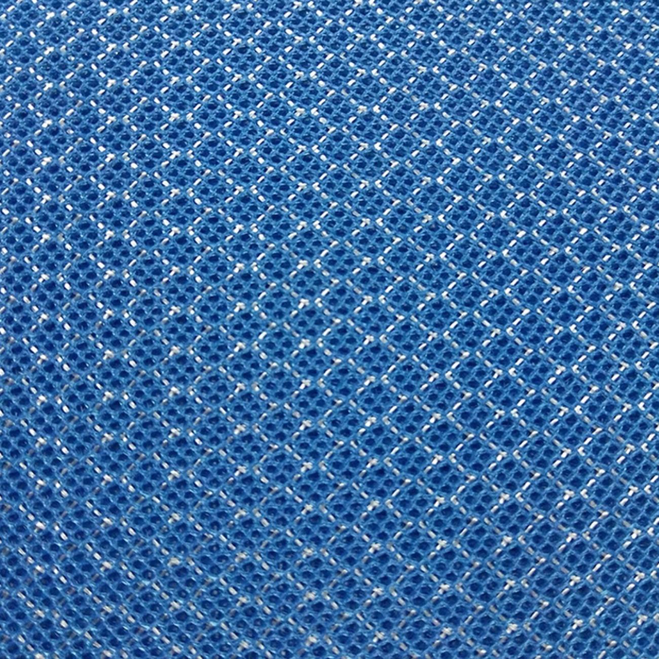 双色提花方格纹3d网布布料