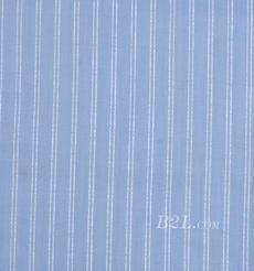 条纹 梭织 染色 低弹 竖条 斜纹 薄 春秋 连衣裙 时装 90311-20