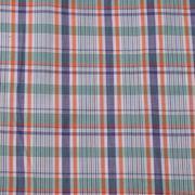 格子 色織 休閑時尚格 現貨 梭織  低彈  襯衫 連衣裙 短裙 棉感 60929-1