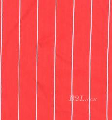 條紋 梭織 色織 銅氨 春秋 連衣裙 外套 時裝 90307-19