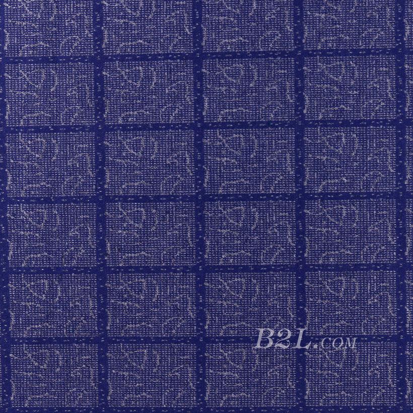 针织 棉感 低弹 纬弹 提花 纬编 平纹 细腻 柔软 上衣 春秋 70825-12